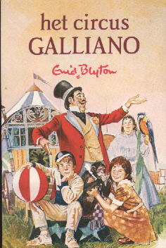 Het circus Galliano